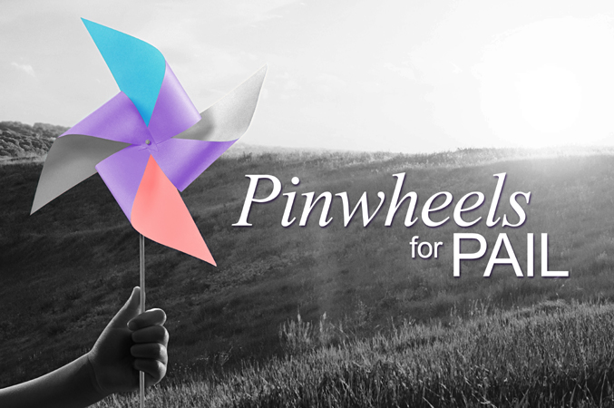 Pinwheels for PAIL